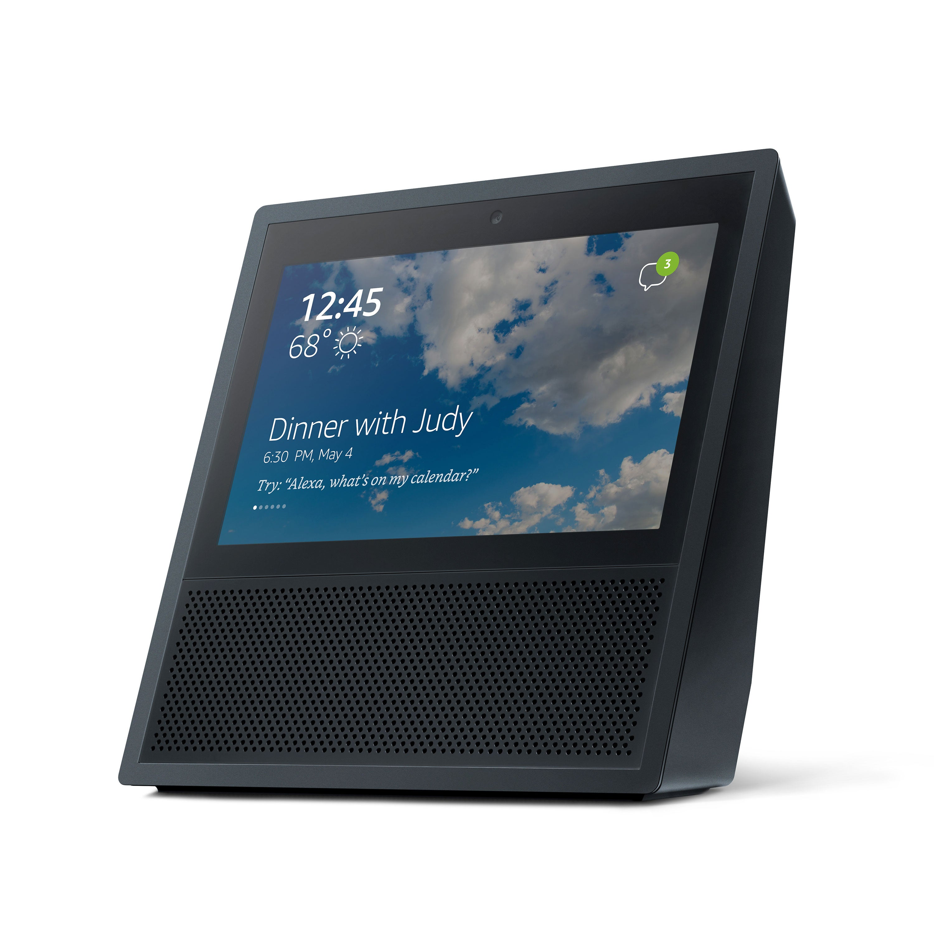 Using the Amazon Echo Show in Canada - Wantboard