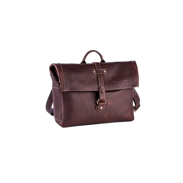 Pad & Quill Heritage Leather Satchel