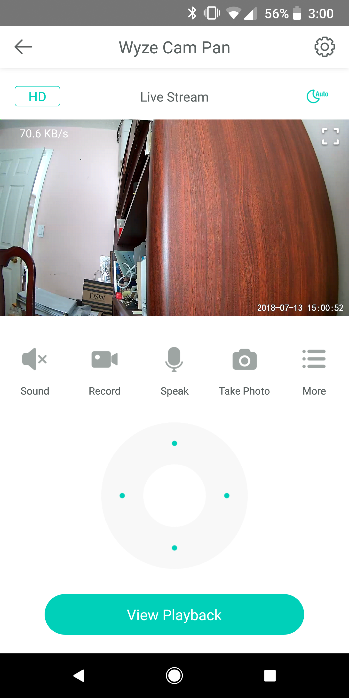 Using the Wyze Cam Pan in Canada – Wantboard