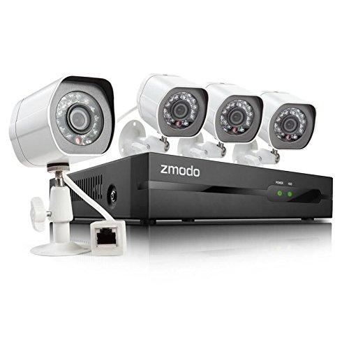 Zmodo SPoE Security Camera System