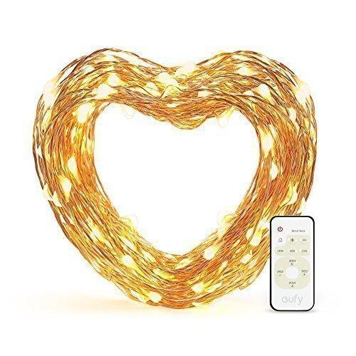 Eufy 33 ft LED Decorative Lights with Remote Control