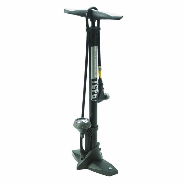 Serfas TCPG Bicycle Pump and Sporting Goods inflator