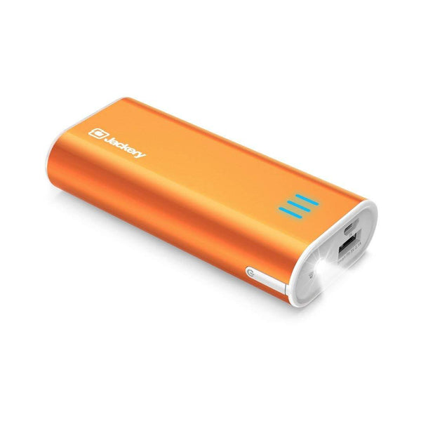 Jackery 6000mAh External Battery Power Bank with Emergency Flashlight