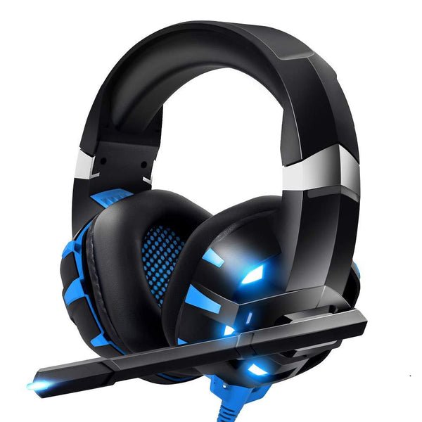 RUNMUS Pro Gaming Headset Xbox One Headset with 7.1 Surround Sound