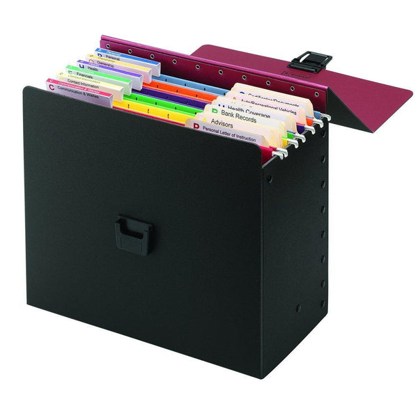 Smead Life Documents Organizer Kit