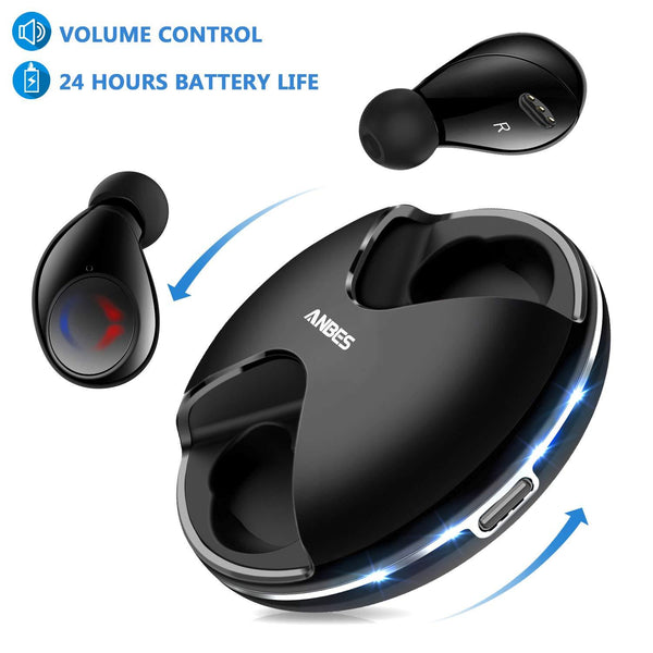 Anbes 359 Bluetooth 5.0 True Wireless Earbuds