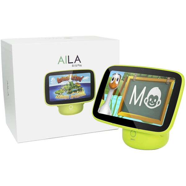 DMAI Aila Sit & Play Intelligent Parenting Monitor & Edutainment System