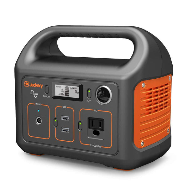 Jackery Generator Portable Power Station Explorer 240