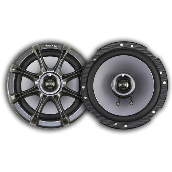 "Kicker 6"" Coaxial Speakers (pair) 11KS60"