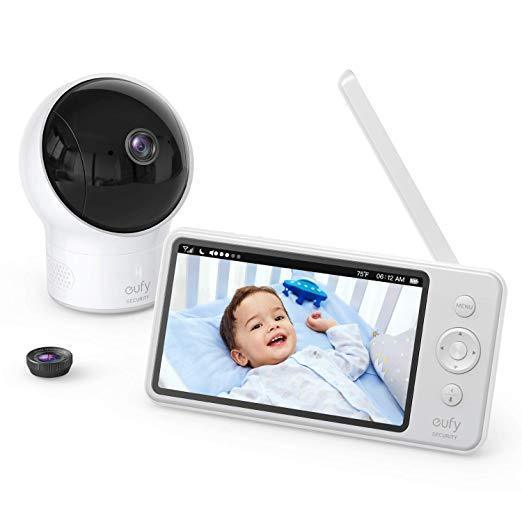 Eufy Security SpaceView Video Baby Monitor
