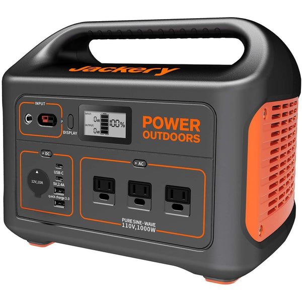 Jackery Explorer 1000 Portable Power Station