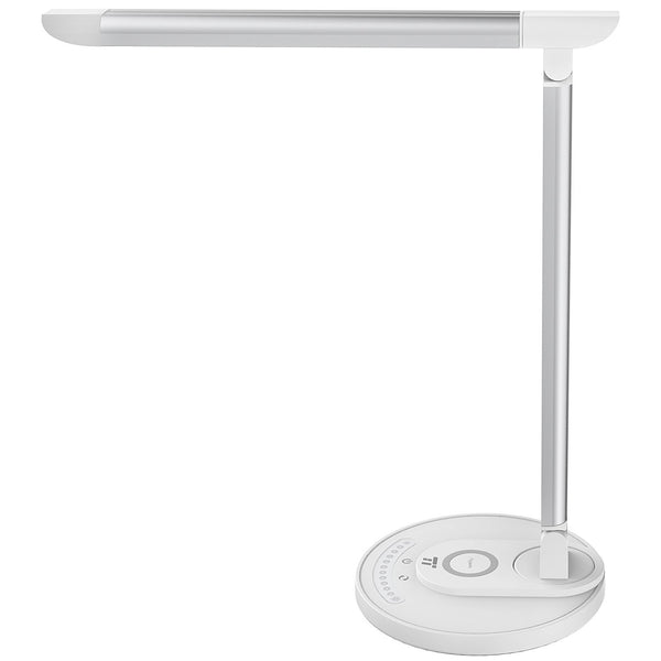 TaoTronics LED Desk Lamp with Wireless Charging Pad