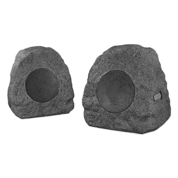 Innovative Technology Bluetooth Outdoor Rock Speakers
