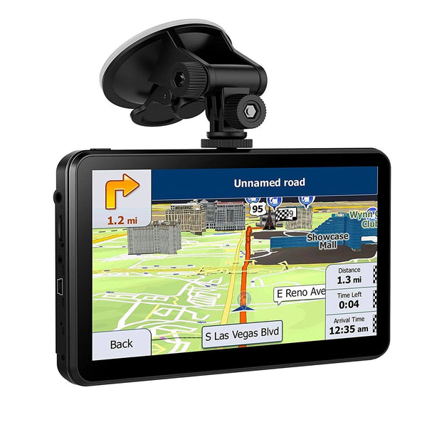 SHENEN GPS Navigation for Car 7 Inches SAT NAV