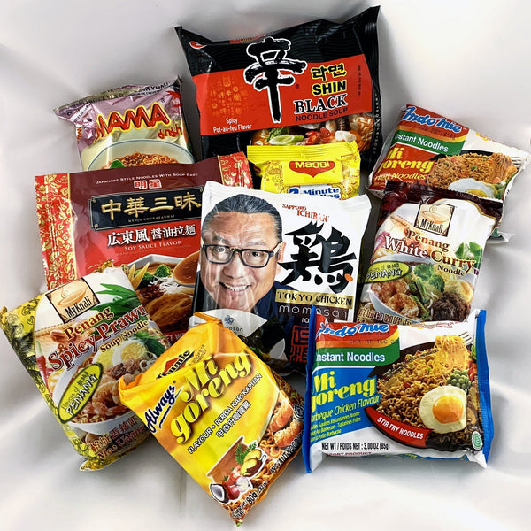 Top 10 Instant Ramen Super Pack