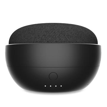 JOT Portable Battery Base for Google Home Mini