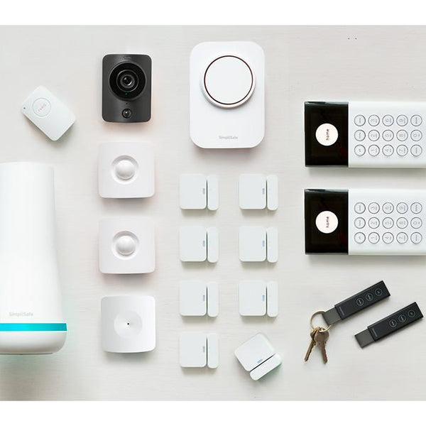 SimpliSafe The Summerfort