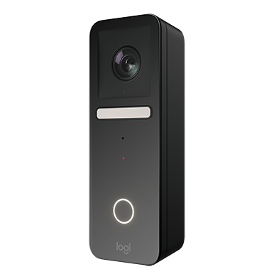 Logitech Circle View Wired Doorbell - Self Installation