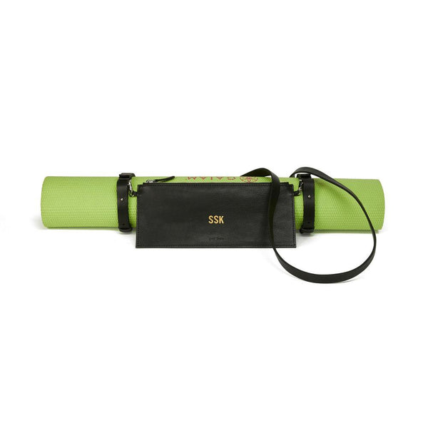 Goop Exclusive Personalized Yoga Mat Carrier