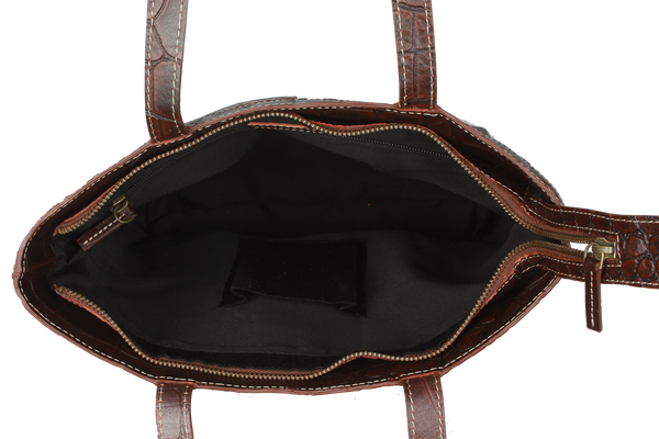 Dark Walnut Shoulder bag