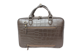 Workbag Brown Croco