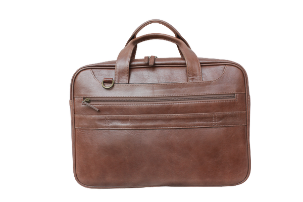 Caramel Brown Workbag