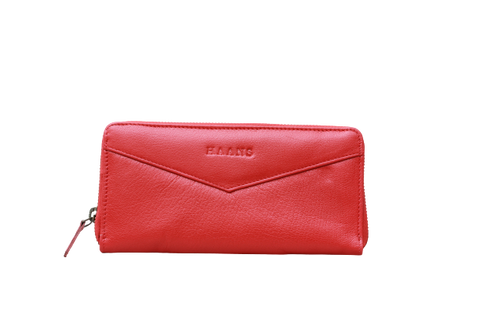 Ashley Clutch Red