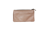 Riley Clutch Camel