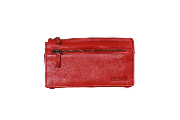 Riley Clutch Red
