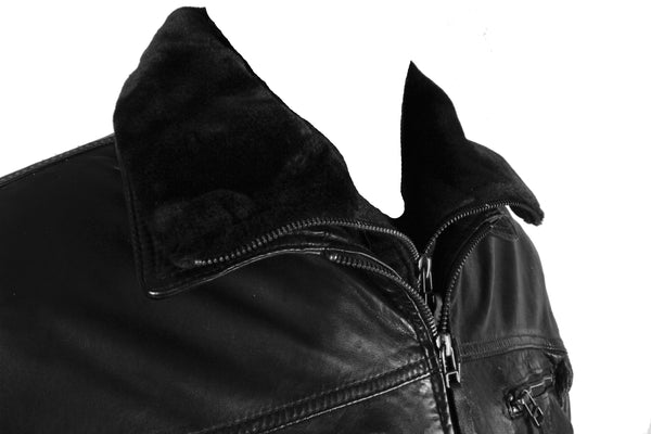 David Leather Jacket