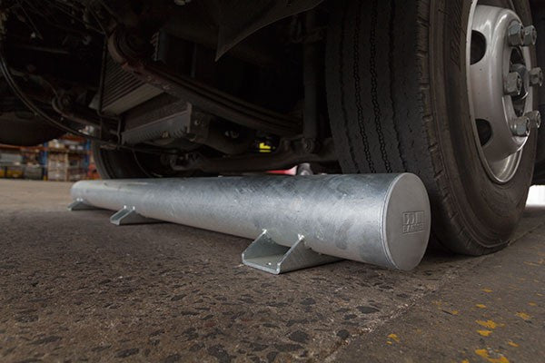 Heavy Duty Truck Wheel Stops