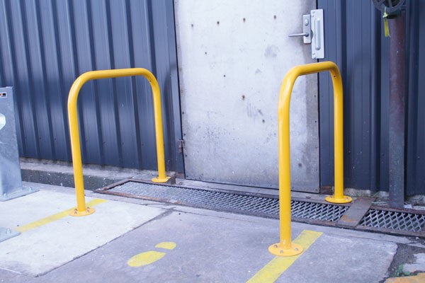 U-Bars - Standard Duty - Galvanised and Powder Coated