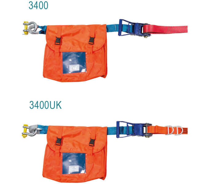 Temporary Horizontal Safety Line