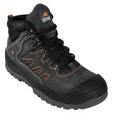 Mongrel Black Hiker Boot