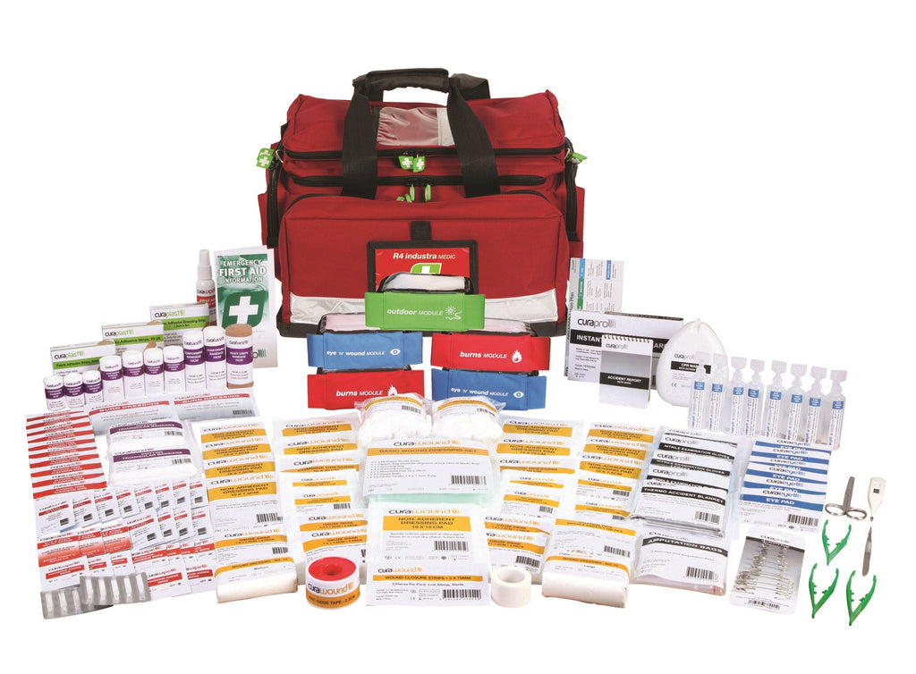 R4 - Industra Medic Kit (R4 Emergency Remote Area & First Aid Room 1 - 50)