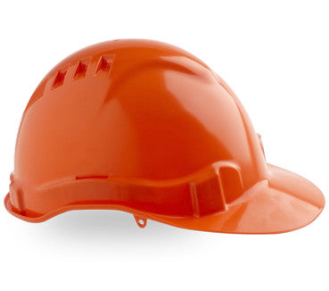 Vented Hard Hat Available In Assorted Colours
