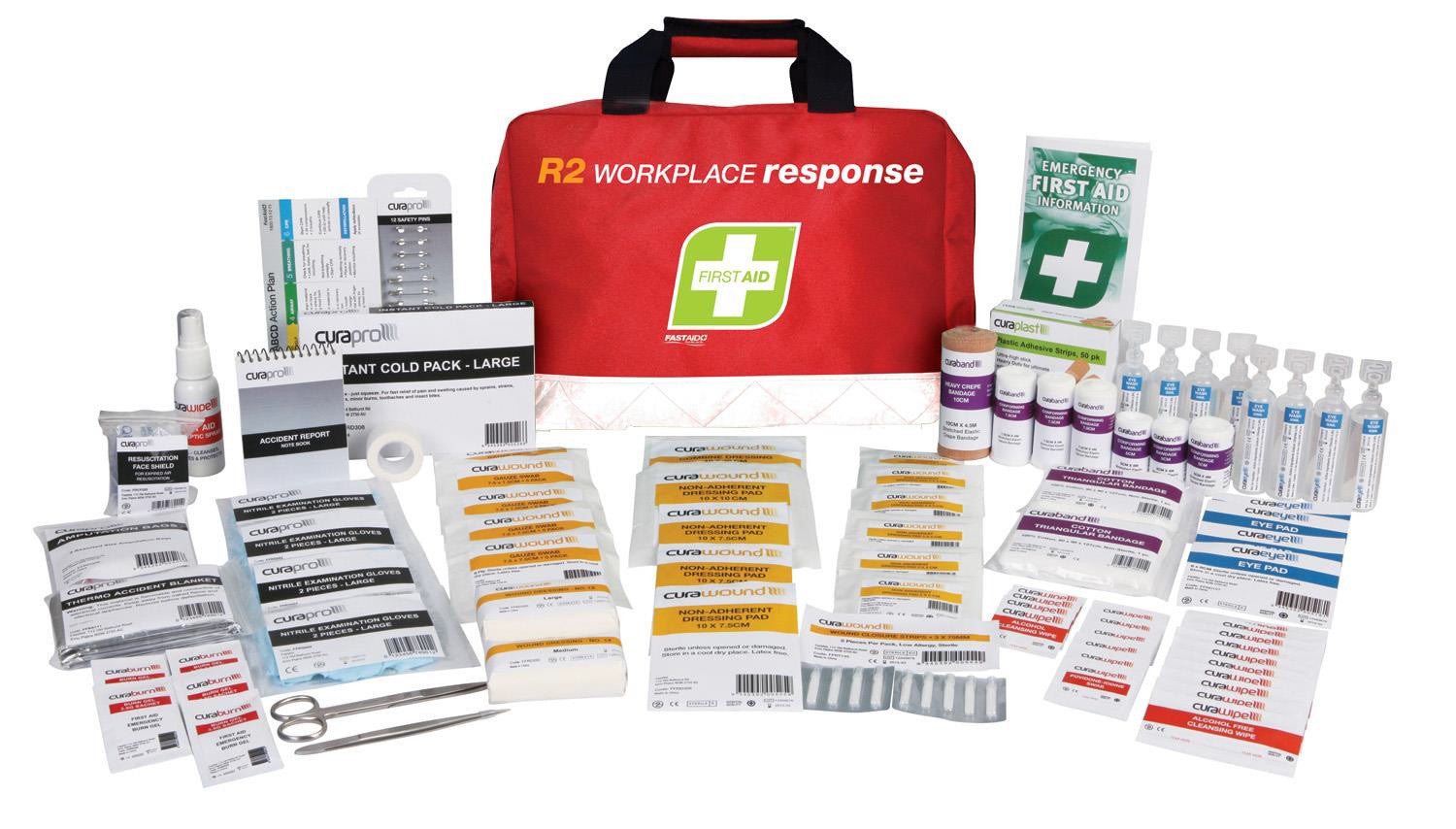 R2 Workplace Response Kit (R2 Low Risk - 1 - 25 People)
