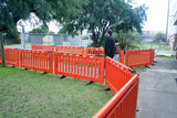 Crowd-Q Event Barriers