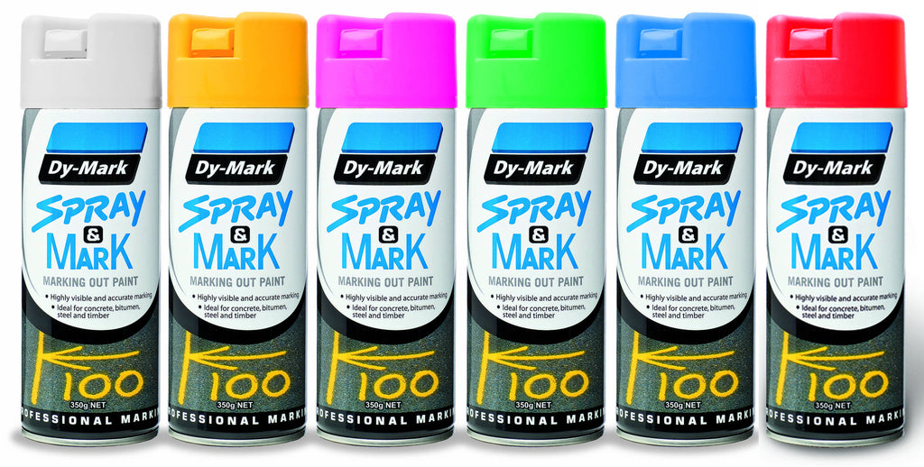 Spray & Mark Paint 350gm