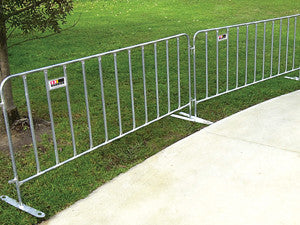Standard Duty Event Fence
