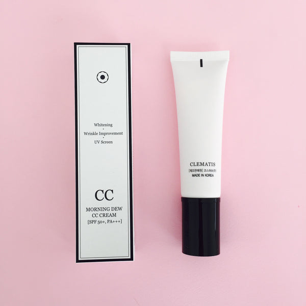 Cc Cream Korean Brand
