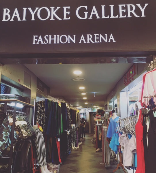 Women Boutique Shop Bangkok