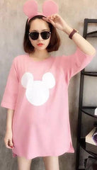 Korean Fashion - Shoes and Clothing - Mickey Mouse Formal Dress - Casual Dress -  - Gangnam Styles - 5