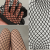 Fishnet Tights Bottoms - Korean Fashion