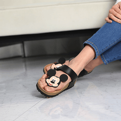 Mickey Mouse Velcro Sandals
