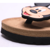 Mickey Mouse Velcro Sandals Sandals - Korean Fashion