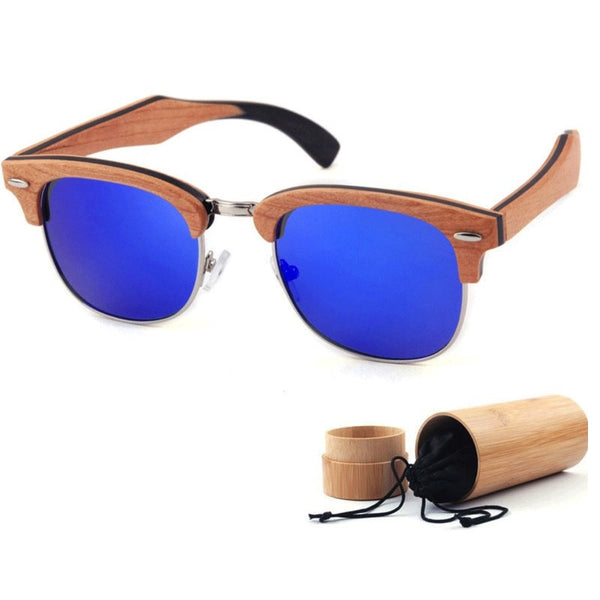 Retro Freedom Polarized Sunglasses