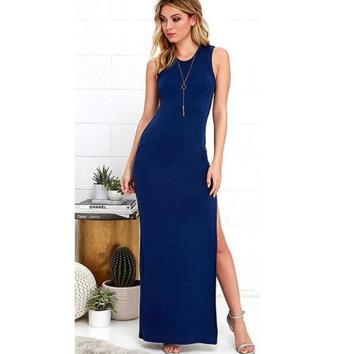 Korean Fashion - Shoes and Clothing - Sexy Bodycon Lace Dress - Dress - Blue / Medium - Gangnam Styles - 1