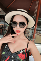 Korean Fashion - Shoes and Clothing - Retro Butterfly Sunglasses - Sunglasses -  - Gangnam Styles - 9