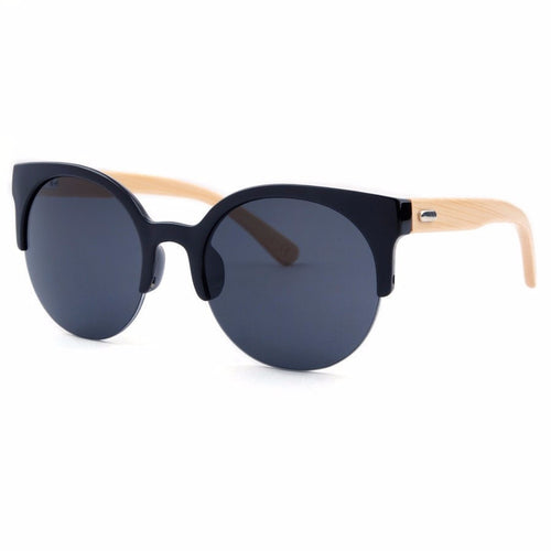 Korean Fashion - Shoes and Clothing - Urban Wild Bamboo Sunglasses - Sunglasses -  - Gangnam Styles - 13